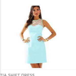 Lilly Pulitzer Tia Shift Dress. Size 00